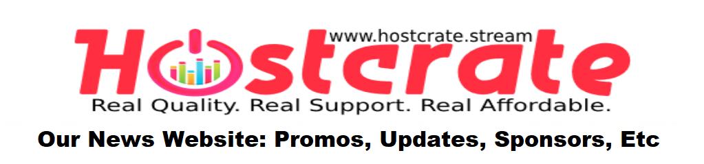 Hostcrate: News Website